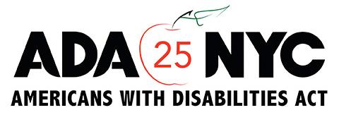 ADA25NYC Logo
