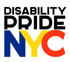 Disability Pride Parade logo