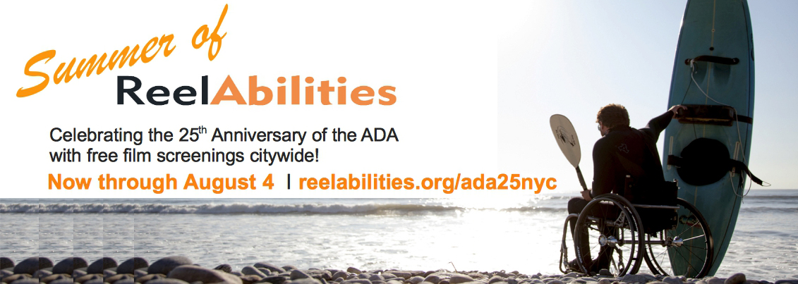 ReelAbilities ADA25NYC